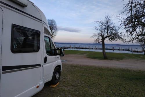 Wohnmobil mieten in Hamburg von privat | Weinsberg Cara