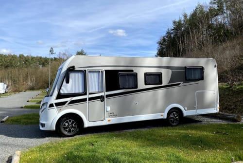 Wohnmobil mieten in Bad Arolsen von privat | Carado CARADO I449