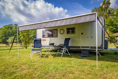 Wohnmobil mieten in Battenberg von privat | Knaus Mountbatten LS