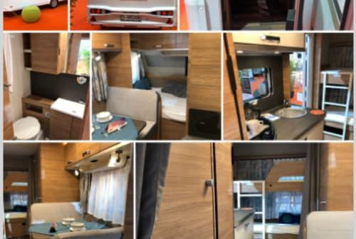 Wohnmobil mieten in Dinslaken von privat   Weinsberg DOG-Camper