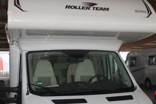 Wohnmobil mieten in Emmendingen von privat | RollerTeam EMI