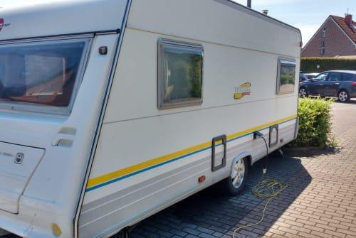 Wohnmobil mieten in Hamm von privat | Bürstner Ventana