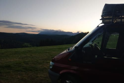 Wohnmobil mieten in Bremen von privat | Ford  Toni Montana
