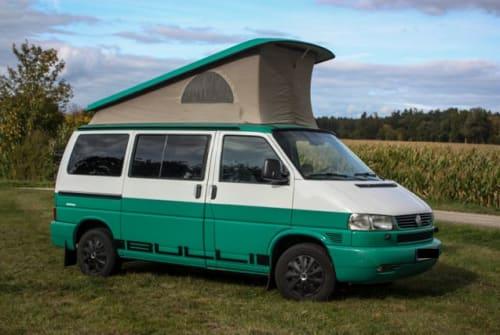 Wohnmobil mieten in Setzingen von privat | VW Coachella