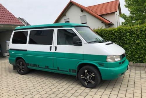 Wohnmobil mieten in Langenau von privat | VW Coachella