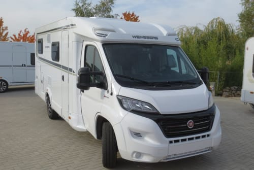Wohnmobil mieten in Neustadt von privat | Weinsberg Cara Loft