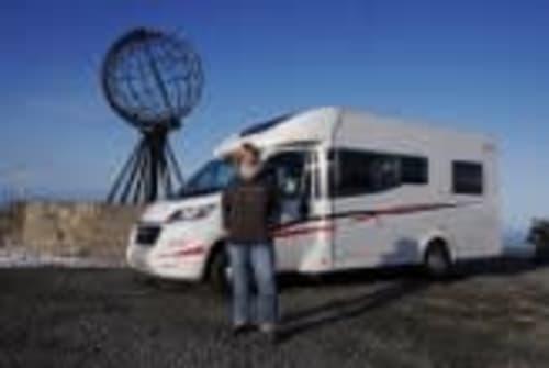 Wohnmobil mieten in Bochum von privat   Sunlight Fidel 2.0
