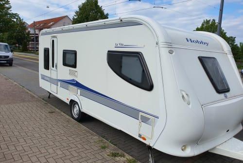 Wohnmobil mieten in Erfurt von privat | Hobby Hobby La Vita