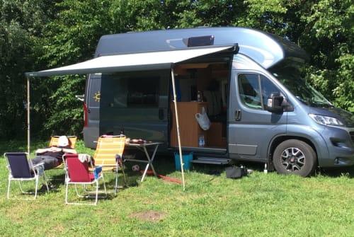 Wohnmobil mieten in Haar von privat | Weinsberg Camp Jo