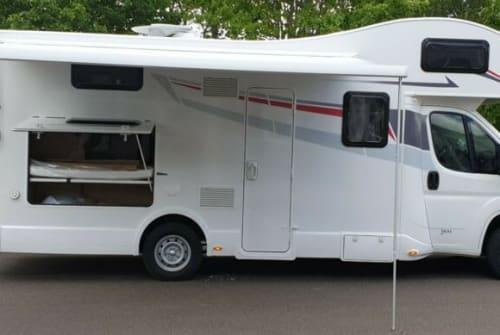 Wohnmobil mieten in Friedberg von privat | Rimor Familienkutsche