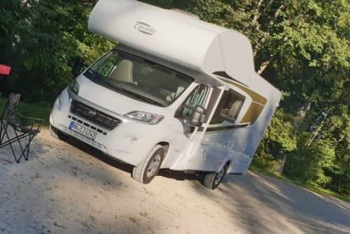 Wohnmobil mieten in Brackenheim von privat | Fiat  White Angel