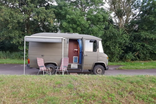 Wohnmobil mieten in Baambrugge von privat | Mercedes Groene Gast