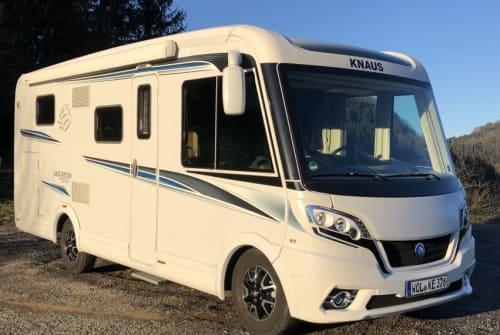 Wohnmobil mieten in Wolfach von privat | Knaus Wolke