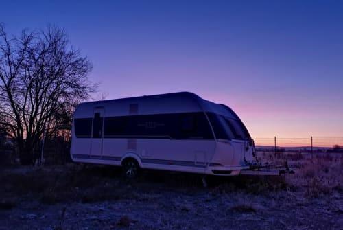 Wohnmobil mieten in Erfurt von privat | Hobby PIA