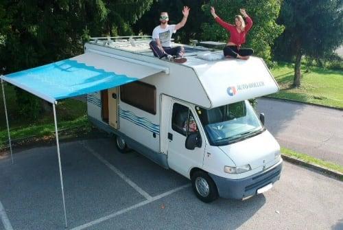 Wohnmobil mieten in Linz von privat | Fiat Moby