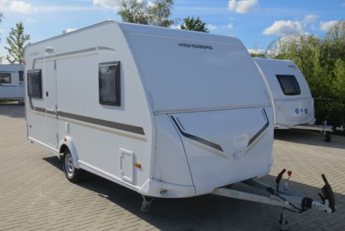 Wohnmobil mieten in Neustadt von privat | Weinsberg  Cara One450 FU
