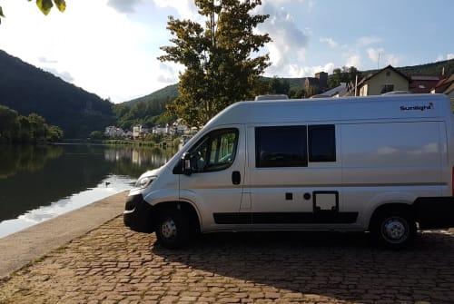 Wohnmobil mieten in Neckargemünd von privat | Fiat Ducato Sunlight Sunny