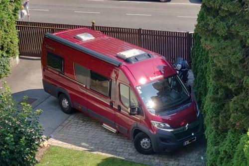 Wohnmobil mieten in Penzing von privat | Globecar (Pössel) Wohni