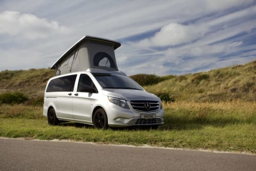 Wohnmobil mieten in Dirkshorn von privat | Mercedes Vito Vito Van