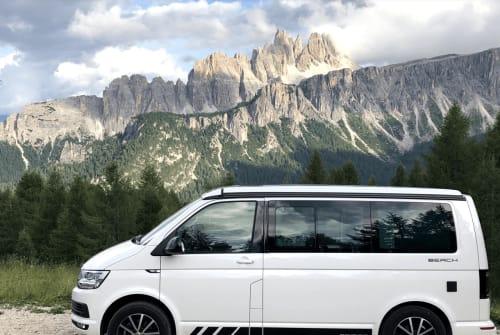 Wohnmobil mieten in München von privat | VW bus.und.gut