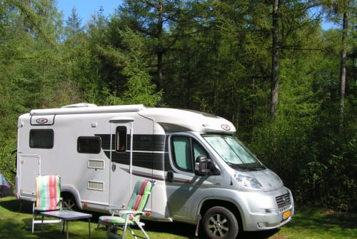 Wohnmobil mieten in Hellendoorn von privat | LMC LMC Lyberty