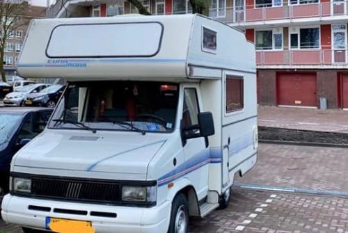 Wohnmobil mieten in Amsterdam von privat | Fiat Freddie de Fiat