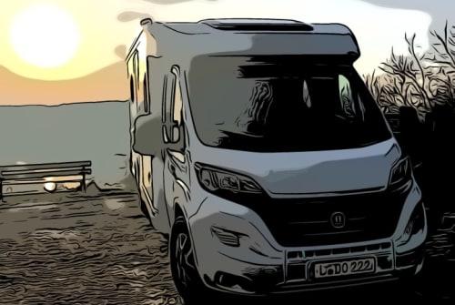Wohnmobil mieten in Leipzig von privat | Hobby R-Mobil