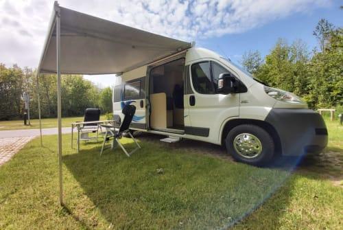 Wohnmobil mieten in Wieringerwerf von privat | Fiat Ducato Casa Mobile