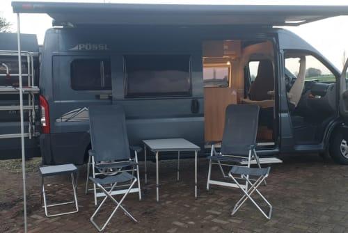 Wohnmobil mieten in Brummen von privat | Een (k ei van Colom)bus Fiat Possl ColumBus