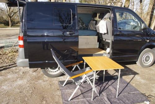 Wohnmobil mieten in München von privat   VW Bastl