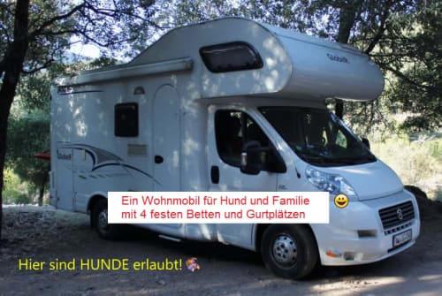 Wohnmobil mieten in Ludwigsburg von privat | Dethleffs Womili