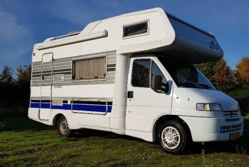 "Wohnmobil mieten in De Kwakel von privat | Peugeot ""Tough Guy"""