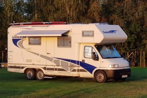 Wohnmobil mieten in Barendorf von privat | Concorde FREEDOM 4,5 t