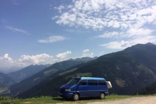 Wohnmobil mieten in Konstanz von privat | VW BamBus