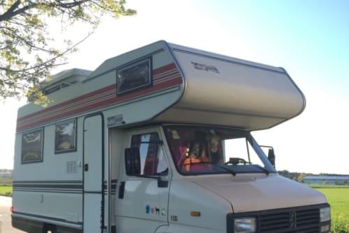 Wohnmobil mieten in Brunnthal von privat | Peugeot July