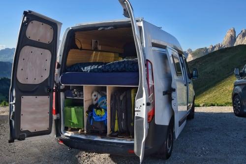 Wohnmobil mieten in Innsbruck von privat | Ford Pommesgabel