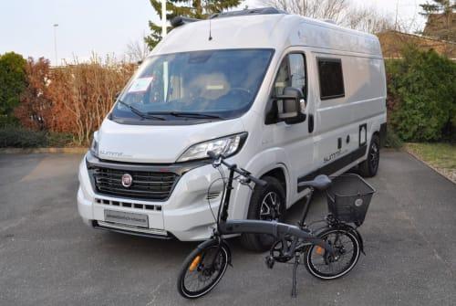Wohnmobil mieten in Fürth von privat   Pössl 600 Plus HD
