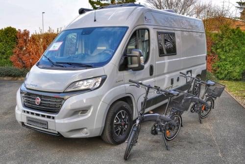 Wohnmobil mieten in Fürth von privat | Pössl 600 Plus HD