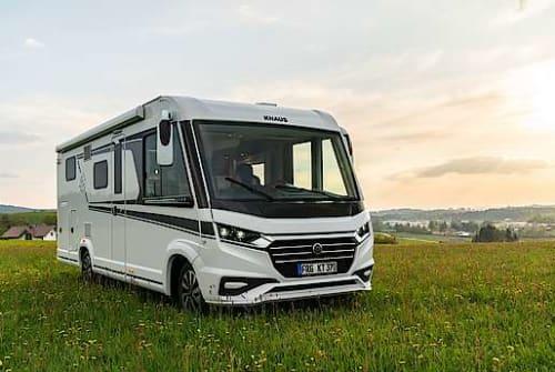 Wohnmobil mieten in Sassenberg von privat | Knaus Live I