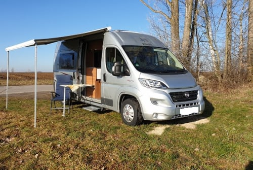 Wohnmobil mieten in Pirna von privat | Fiat  Knuddl
