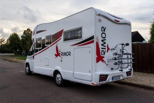 Wohnmobil mieten in Hohenhameln von privat | Rimor Europeo 98 Plus