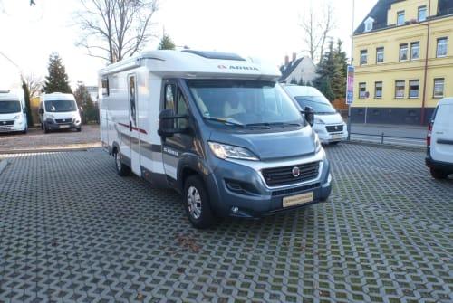 Wohnmobil mieten in Radebeul von privat | Adria Adria