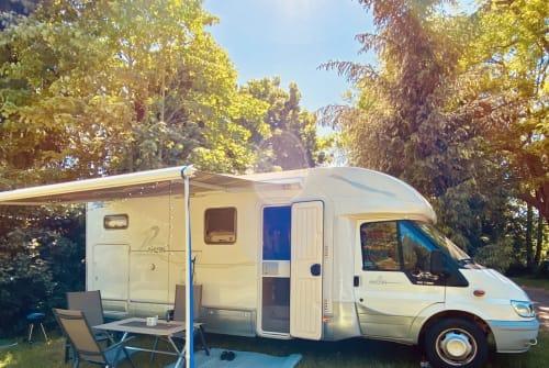 Wohnmobil mieten in Panketal von privat | Ford Transit Bonnie
