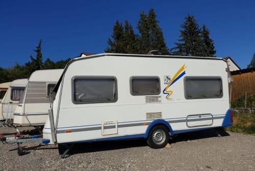 Wohnmobil mieten in Illingen von privat | Knaus  Klaus