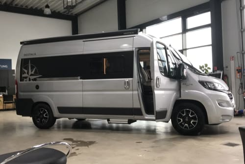 Wohnmobil mieten in Wackerow von privat | Fiat Ducato 2,3 Columbus
