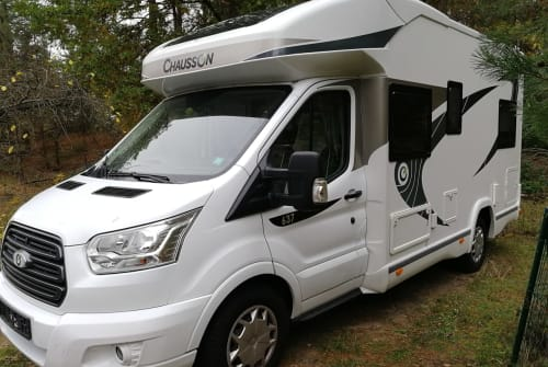 Wohnmobil mieten in Schwielowsee von privat | Chausson Felix
