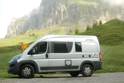 Wohnmobil mieten in Bonn von privat | Pössl Eifel-Sonne
