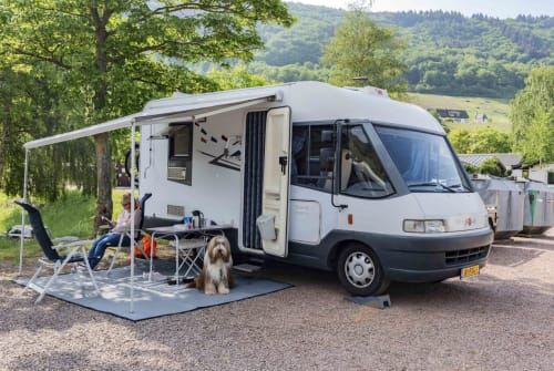 Wohnmobil mieten in Bergen op Zoom von privat | Fiat Ducato Tweede huisje