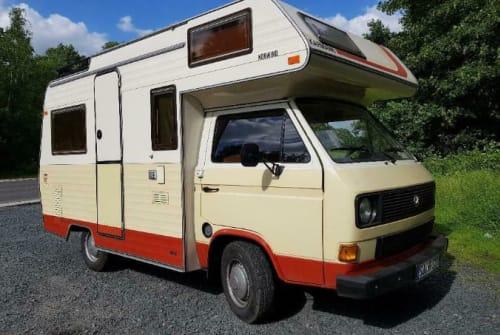 Wohnmobil mieten in Hamburg von privat | VW VW Gipsy