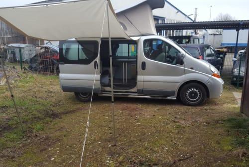 Wohnmobil mieten in Barmstedt von privat | Renault Albert